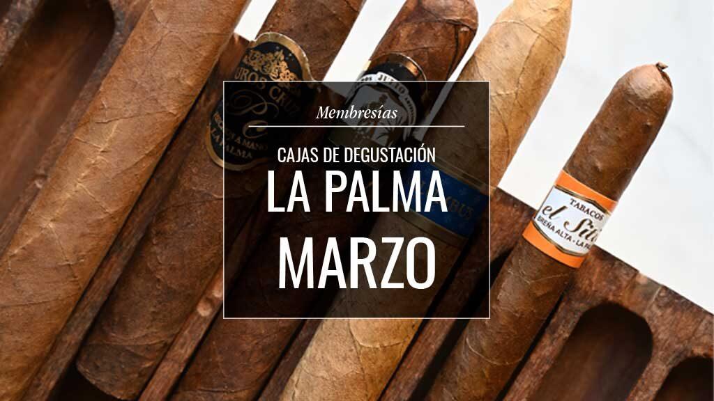 Caja Degustación La Palma Marzo