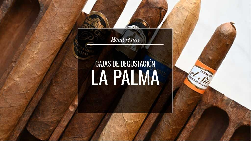 Caja degustacion La Palma
